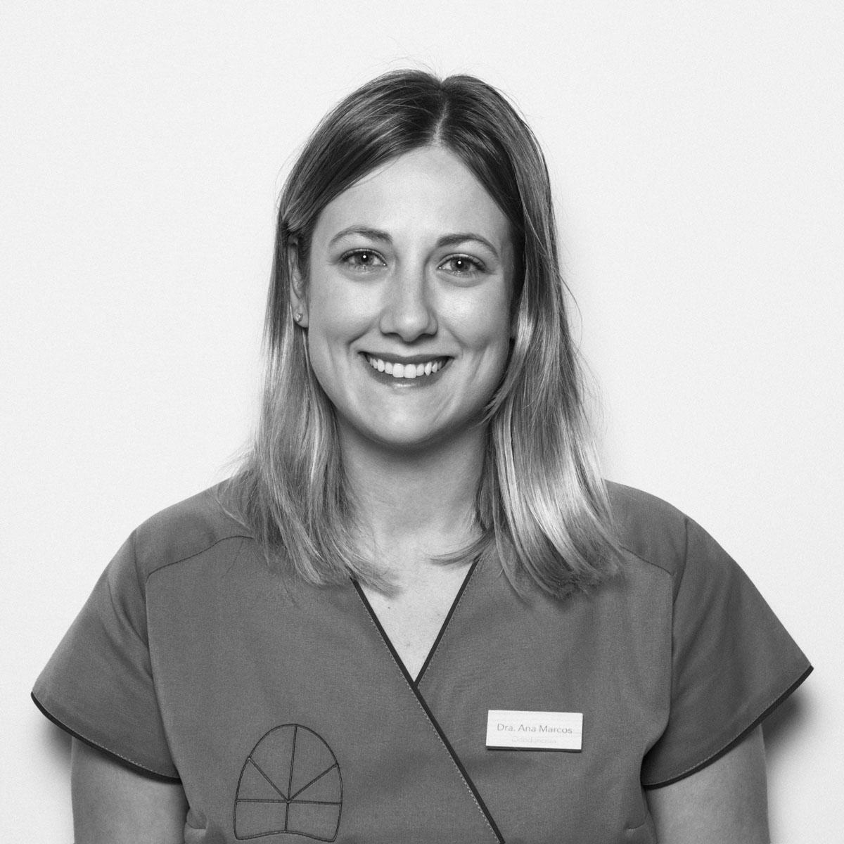 Dra. Ana Marcos Cardo