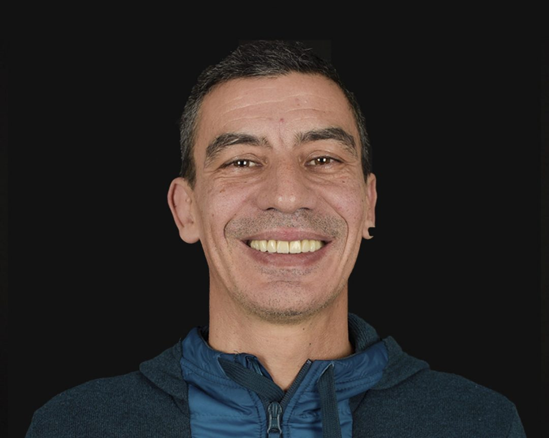 La sonrisa de Sergio